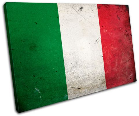 Abstract Italian Italy Maps Flags - 13-1173(00B)-SG32-LO